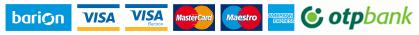 mastercard, visa, maestro, american express, otp